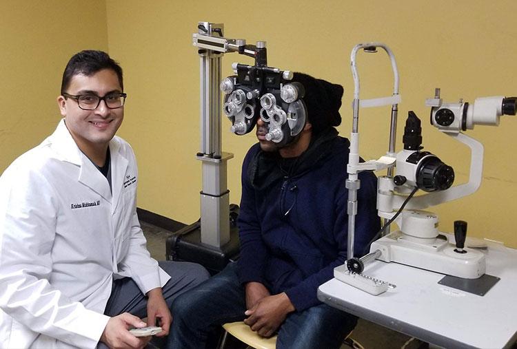 Dr. Krishna Mukkamala, Georgia Retina physician